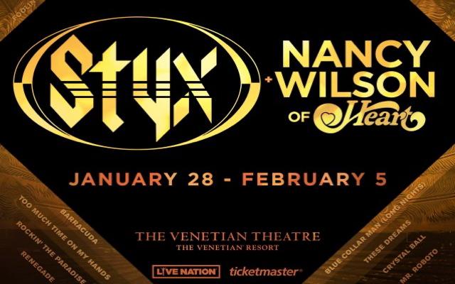 STYX + NANCY WILSON